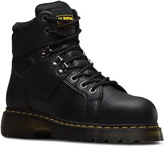 Dr. Martens R16695001 Mens Ironbridge St Boot, Black-US 6