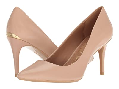 Calvin Klein Gayle Pump (Desert Sand 1) High Heels