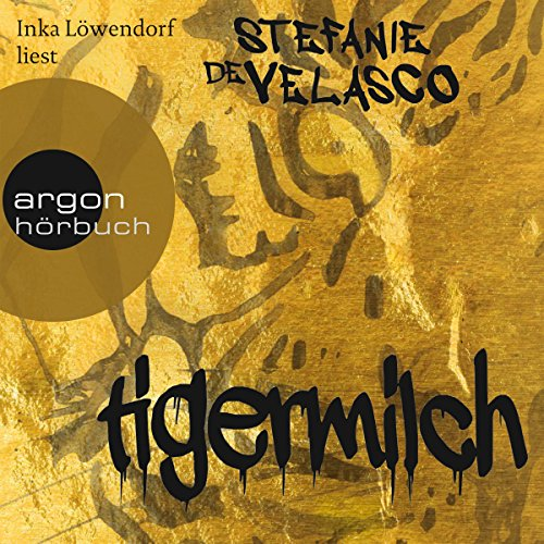 Tigermilch audiobook cover art