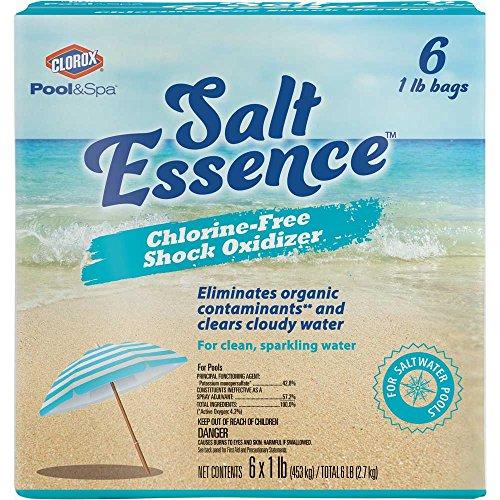 Clorox Pool&Spa 81006CLX Saltwater Chlorine-Free Shock