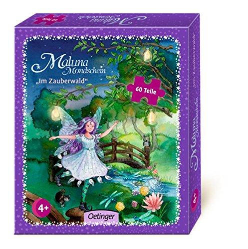 Oetinger Verlag Maluna Puzzle - Im Zauberwald - Puzzle (Maluna Mondschein)