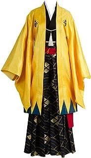 COSTHAT Fate Grand Order Gilgamesh 2nd Anniversary Cosplay Costume FGO Caster Kimono Suit