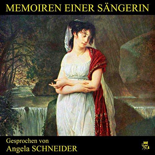 Memoiren einer Sängerin audiobook cover art