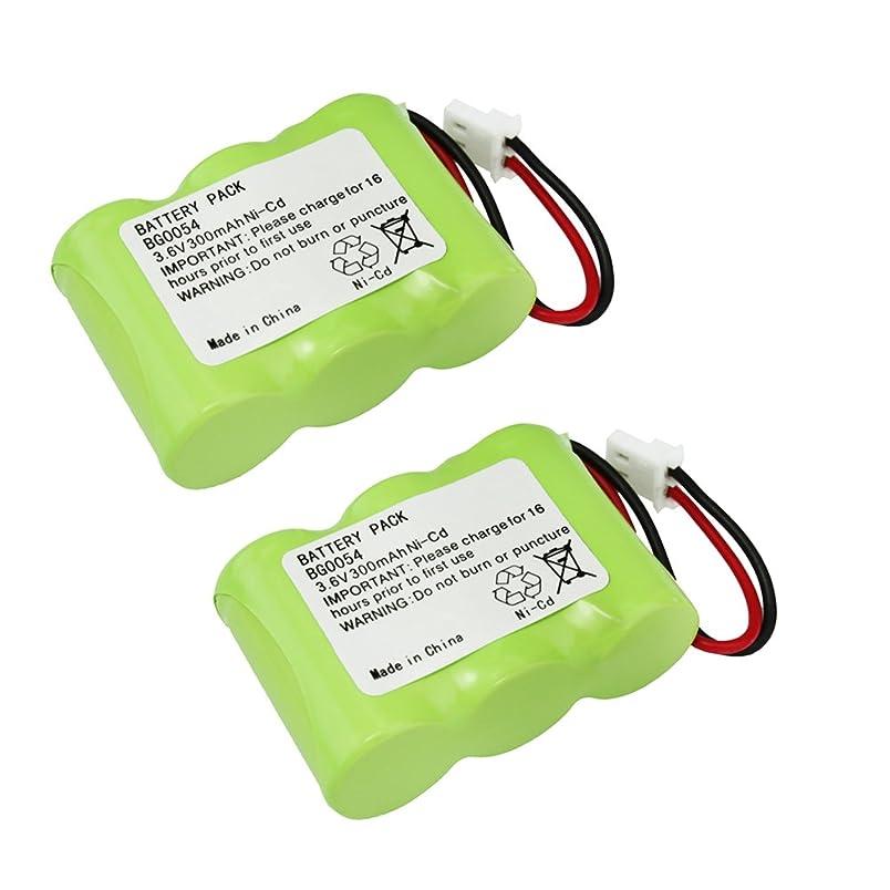 2 Pack Fenzer Cordless Phone Batteries for Vtech CS2111 CS5111 CS5111-2 dl004179334