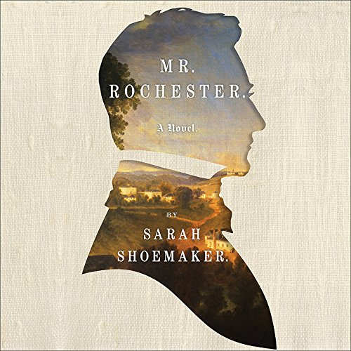 Mr. Rochester audiobook cover art