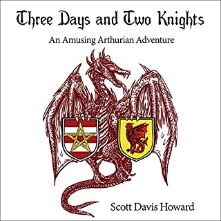 Three Days and Two Knights cover art