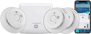 Homematic IP Smart Home Starter Set rookmelders - intelligent alarm lokaal en via app op smartphone