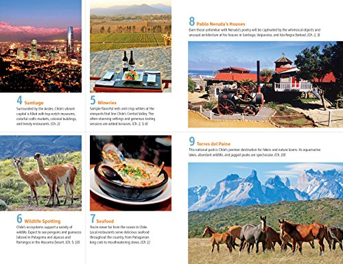 Fodor's Essential Chile: with Easter Island & Patagonia (Travel Guide) [Idioma Inglés]: 7