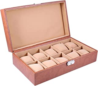 Laveri Watch Box, Brown