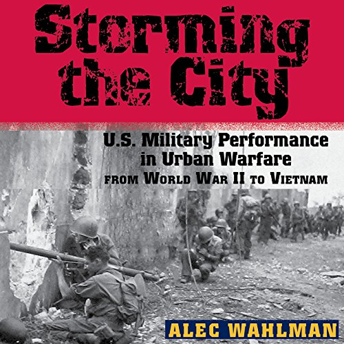 Storming the City audiobook cover art