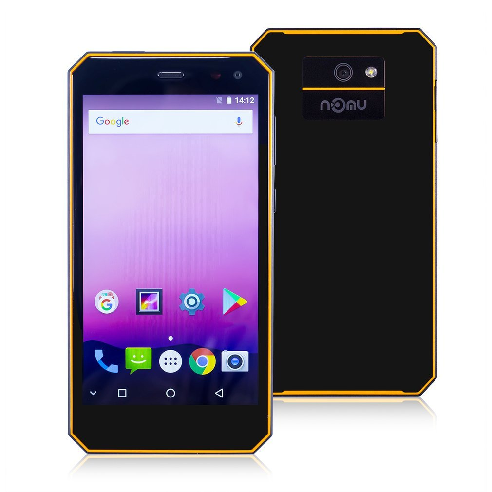 Smartphone Libres, NOMU M6 4G Móviles de 5.2 HD IPS Android 7.0 ...