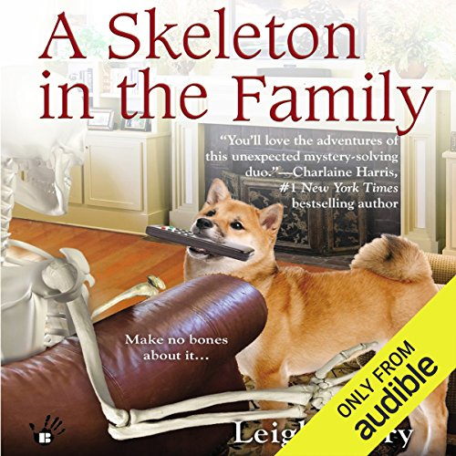 A Skeleton in the Family audiobook cover art