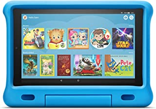 "Fire HD 10 Kids Tablet – 10.1"" 1080p full HD display, 32 GB, Blue Kid-Proof Case"