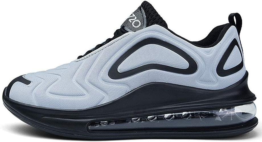 ZYF Chaussures de Course à Coussin d'air pour étudiants, Chaussures de Course pour Hommes, Grande capacité d'absorption des Chocs, Maillot de Bain Complet à l'échelle transfrontalière