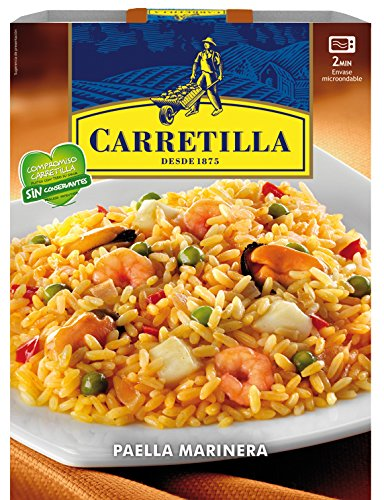 Carretilla Paella Marinera, 250g