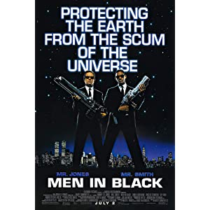 Men In Black MIB Original Movie Poster Glossy Finish MOV312 Posters USA