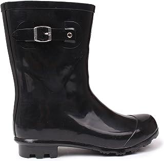Kangol Womens Low Ladies Wellies Slip On Wellington Boots