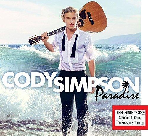 Cody Simpson - Paradise LIMITED EDITION CD Includes 3 BONUS Tracks