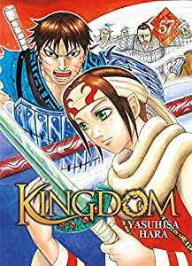 Kingdom Edition simple Tome 57