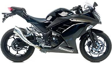 Glossy Black Injection Fairing Kit for Kawasaki Ninja 300 EX300 2013-2017 15 16