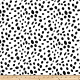 Premier Prints Togo, Yard, White/Black