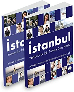 Turkish for Foreigners A2 Istanbul Elementary Course Book with Audio Cd + Workbook