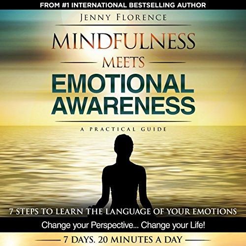 Mindfulness Meets Emotional Awareness audiobook cover art