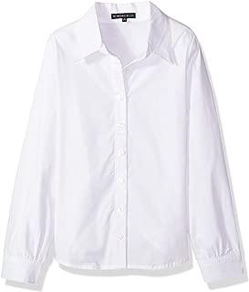 My Michelle Girls' Button Front Shirt