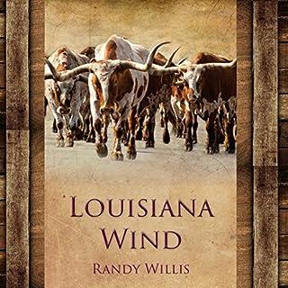 Louisiana Wind audiobook cover art