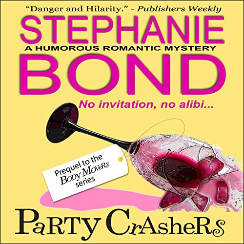 Party Crashers audiobook cover art