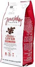 Jones Brothers Coffee – ITALIAN LOVER - Dark Roast Brazilian Espresso - (500g, 100% Fresh Arabica Coffee Beans) - Whole Bean Coffee Bag