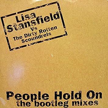 Dance Vault Mixes - People Hold On (The Bootleg Mixes)