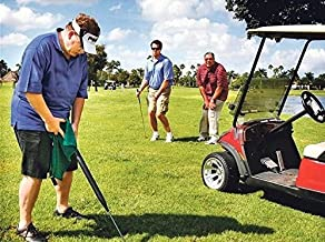 Uroclub Portable Urinal Funny Gag Gift For Men   Guaranteed To Keep You Out Of The Woods   Golf Novelty Gifts