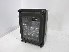 GE 12IAC66A52A Time Overcurrent Relay Type IAC 1.5-4.5 Amp General Electric 4.5A