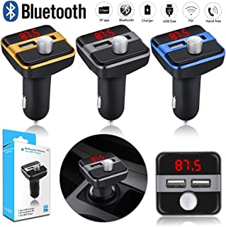 Haluoo 2-in-1 USB Bluetooth Transmitter Receiver Bluetooth 5.0 EDR Adapter Wireless Audio Adapter with 3.5Mm AUX for TV PC Headphones Home Stereo Car Speaker