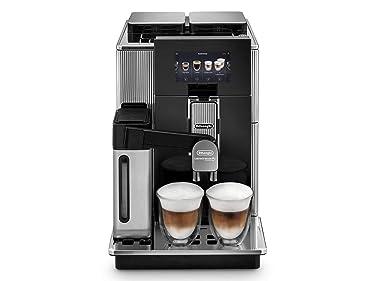 De'Longhi Maestosa EPAM 960.75.GLM Kaffeevollautomat Silber/Schwarz
