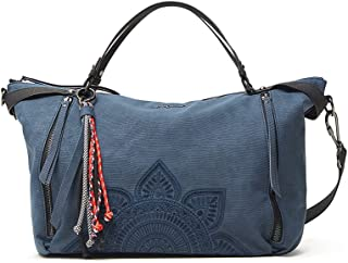 Desigual Damen Bols_aquiles Libia Hand Bag, Einheitsgröße
