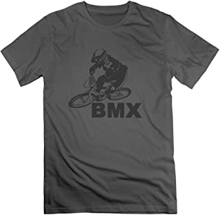 LinYang Bmx T Shirts For Mens