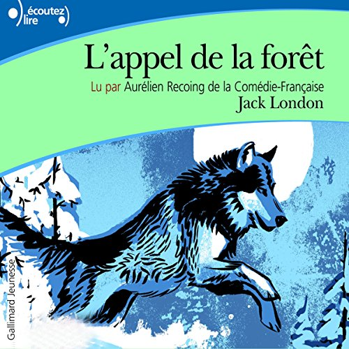 L'appel de la forêt cover art
