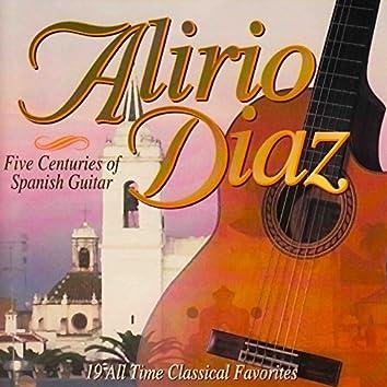 Five Centuries of Spanish Guitar