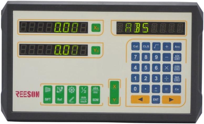 2AXIS LATHE MACHINE DRO DIGITAL 信託 COUNTER READOUT DISPLAY 通常便なら送料無料