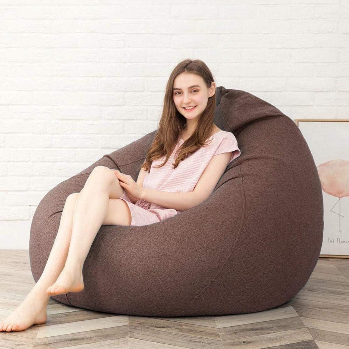 Miami Elegant Mall GJZM Sack Bean Bag Chair Huge Lar Foam and Furniture Memory