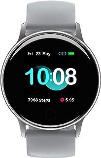 UMIDIGI Uwatch 2S Smart Watch, Vattentät Fitness Smartwatch med anpassningsbara rattar, Fitness Tracker med pulsmätare, st...