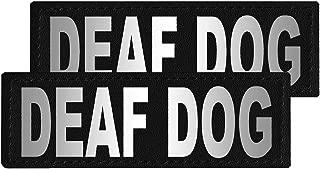 Dogline Deaf Dog Removable Patches
