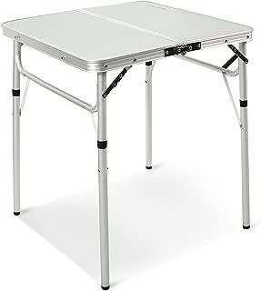 """Sandusky SPT323229 Folding Plastic Square Table 32/"""" White"""