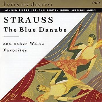 Johann Strauss II: The Blue Danube & Other Waltz Favorites