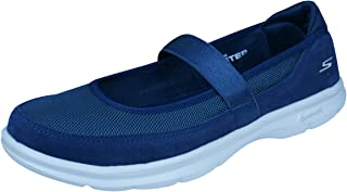 Skechers Go Step Snap Womens Walking Trainers/Mary Janes - Navy