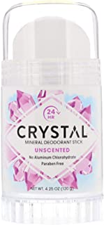 product image for Crystal Mineral Deodorant Stick, Unscented 4.25 oz