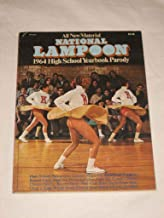 National Lampoon 1964 High School Yearbook Parody 1974 Excellent Condition