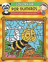 Amazon.es: colorear por numero: Libros